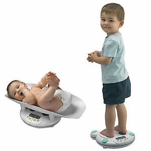 New, unboxed Salter Electronic Baby and Toddler Scale