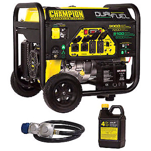Generator - Dual Fuel BRAND NEW / NEVER USED Generator