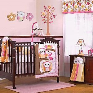 Cocalo In the Woods Nursery Crib Bedding Set (Crib NOT for Sale)