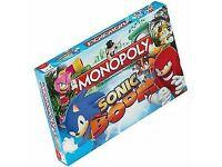 Monopoly (Sonic Boom edition)