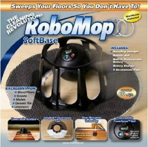 ROBOMOP  new hardwoood floor sweeper flooring cleaning  robot-