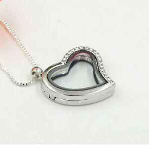 Heart Necklace Locket Kitchener / Waterloo Kitchener Area image 1