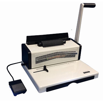 Tamerica Optimus-46i Coil Binding Machine