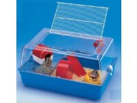 £15 Large two storey hamster cage with extra accessories