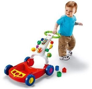Fisher-Price Walker-To-Wagon 15$