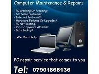 Pc -Computer And Laptops Repair
