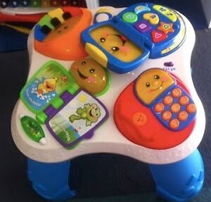 Table musicale fisher Price