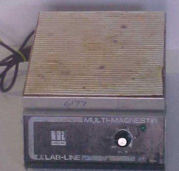 Lab-line Labline 1262 4 Position Stirrer