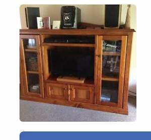 Solid Timber Entertainment Unit Kellyville The Hills District Preview