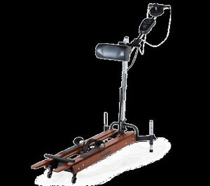 cross country skiing exercise machine