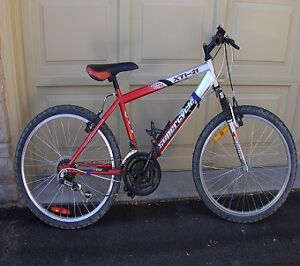 Unisex Bike Supercycle XTI-21 in good working condition