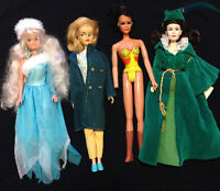 Vintage Collectable dolls