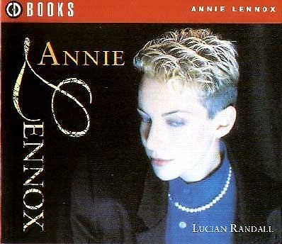 Annie Lennox CD BOOK italy 1996 Eurythmics tons of pics Small 120 page....New