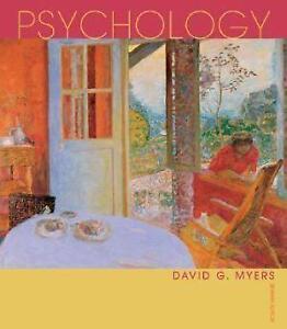 Psychology Myers Books Ebay