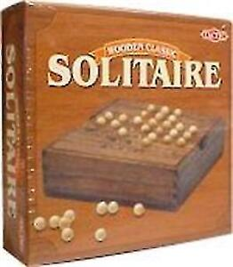 SOLITAIRE WOODEN CLASSIC AT TEDDY N ME