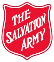 Salvation Army-INNISFAIL Thrift Store Clerk Needed