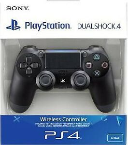 BRAND NEW! PS4 V2 CONTROLLER BLACK RED AND BLUE WIRELESS DUALSHOCK Hallam Casey Area Preview