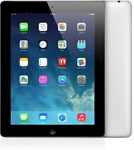 Apple Ipad4 with Retina Display corporate off-leased  unlocked