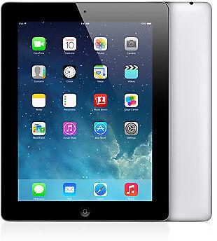 Apple iPad 4th Gen. 16GB, Wi-Fi, 9.7in - Black/Silver