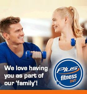 Plus Fitness Engadine Sutherland Area Preview