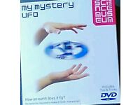 My mystery ufo New