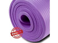 Bodhivana Eco Friendly Extra Thick Yoga Mat