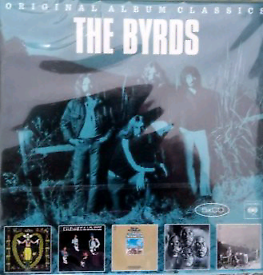 The Byrds Original Album Classics (5 CD Box Set) - NEW (Reduced)
