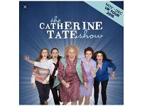 Catherine Tate live!!
