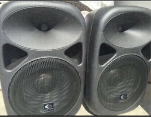 Speakers kit de son Karaoke
