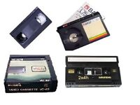 WANTED - Old Video Tapes - Cash waiting - Can collect from you...