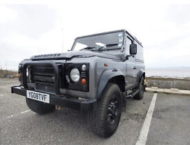 2008 Land Rover defender 90 High spec Bargain