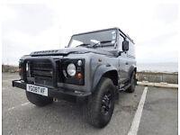 2008 Land Rover defender 90 High spec Bargain