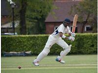 Cricket Players Required for Mens Cricket Team Based Near Kettering, Burton Latimer, Finedon, Isham
