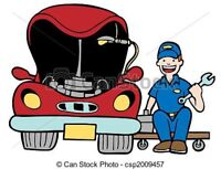 Mobile mechanic and CAA type service