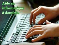 Cours particuliers en informatique à domicile