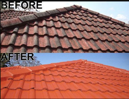 Roof Painting Canberra - Call O468 488 84O
