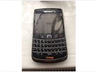 Blackberry Bold 9700 - Orange - Black