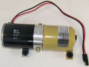 2005-2007 Ford Mustang Convertible Top Motor Pump - New! 5 Year Warranty