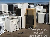 Free collection for your home metal scrap