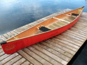 Wanted: 16' Light Weight Tripping Canoe