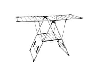 Cherche séchoir à vêtements / free drying center with bar shelf