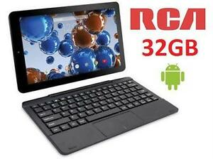 "REFURB RCA 10"" ANDROID 32GB TABLET COMPUTER PC - ELECTRONICS - 1 76052589"