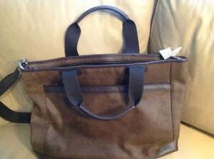 Coach NEW with tags  Messenger/Lap Top bag