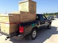 Junk removal or Delivery/ Call or text 506-988-0480