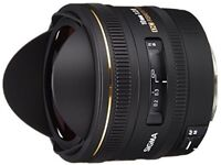 Sigma EX 10mm f/2.8 HSM DC Lens Fish Eye Canon only