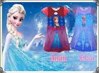 FROZEN Princess Anna & Elsa dress, gown