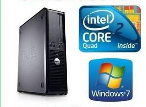 DELL Desktop PC Core 2 Quad Q6600 @ 4X2.40 GHZ, 2G, 160 GB, DVDRW Endeavour Hills Casey Area Preview