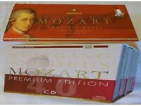 2 CD COLLECTIONS (MOZART)