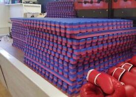 MMA / gymnastics mats