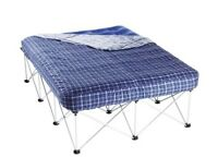 Portable Bed - GREAT for camping or sleepovers !